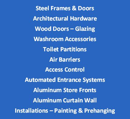 Doortech Product